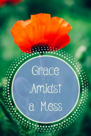 Grace Amidst a Mess (1)