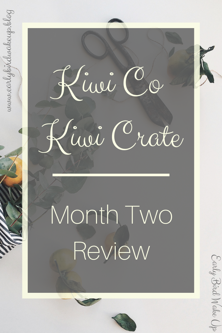 Kiwi Co Kiwi Crate Month Two Review. Save on Pinterest.